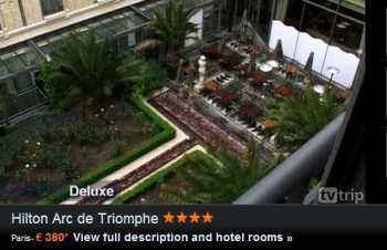 Tvtrip - Hôtel Hiltonl